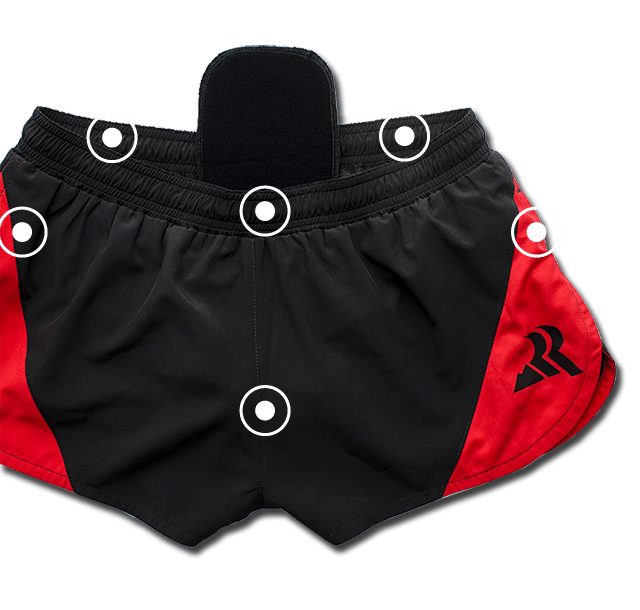 Men's Running Shorts-Product Features