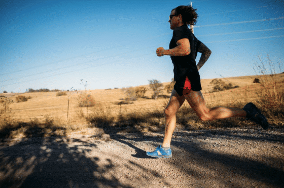 Ruff Rd. Men's Running Shorts On Our Featured Athlete Jason Zakaras